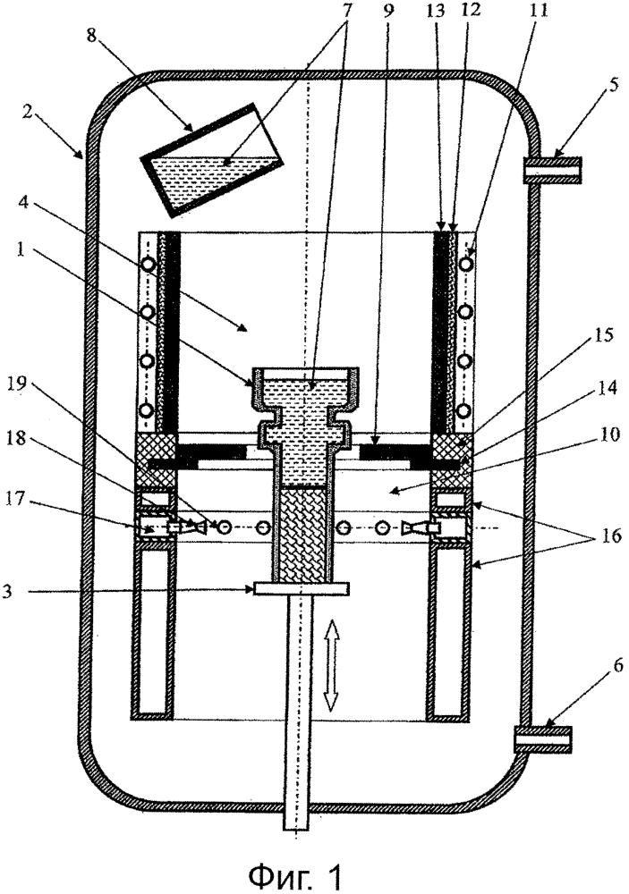 Способ направленной кристаллизации отливок при литье лопаток газовых турбин и устройство для получения отливок с направленной и монокристаллической структурой при литье лопаток газовых турбин