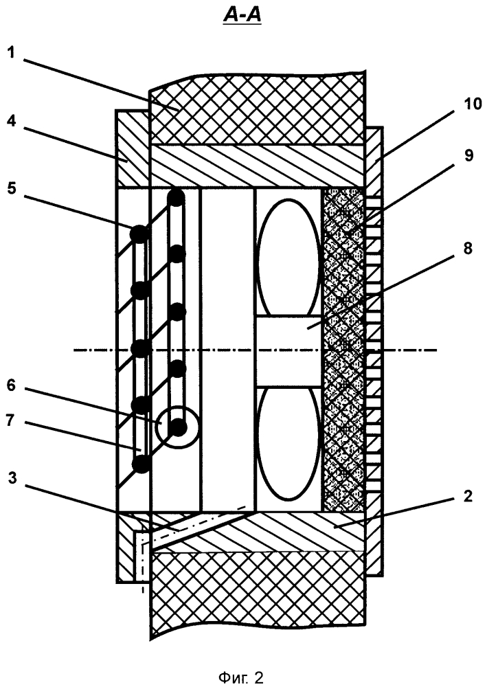 Система вентиляции кузова-фургона транспортного средства