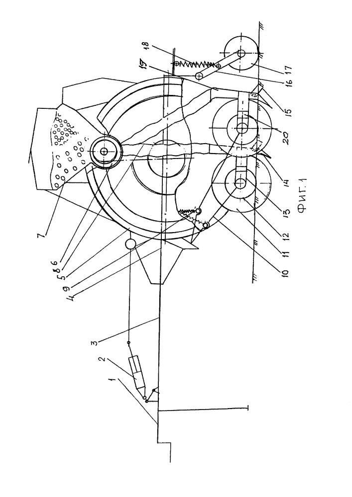 Сошниковая секция для точноглубинного посева