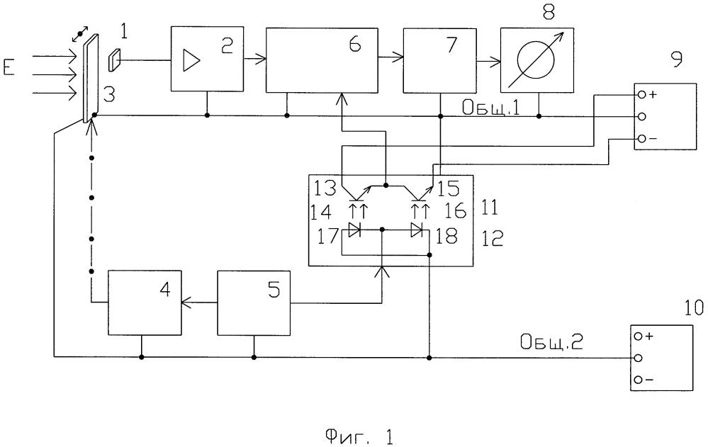 Измеритель напряженности электростатического поля