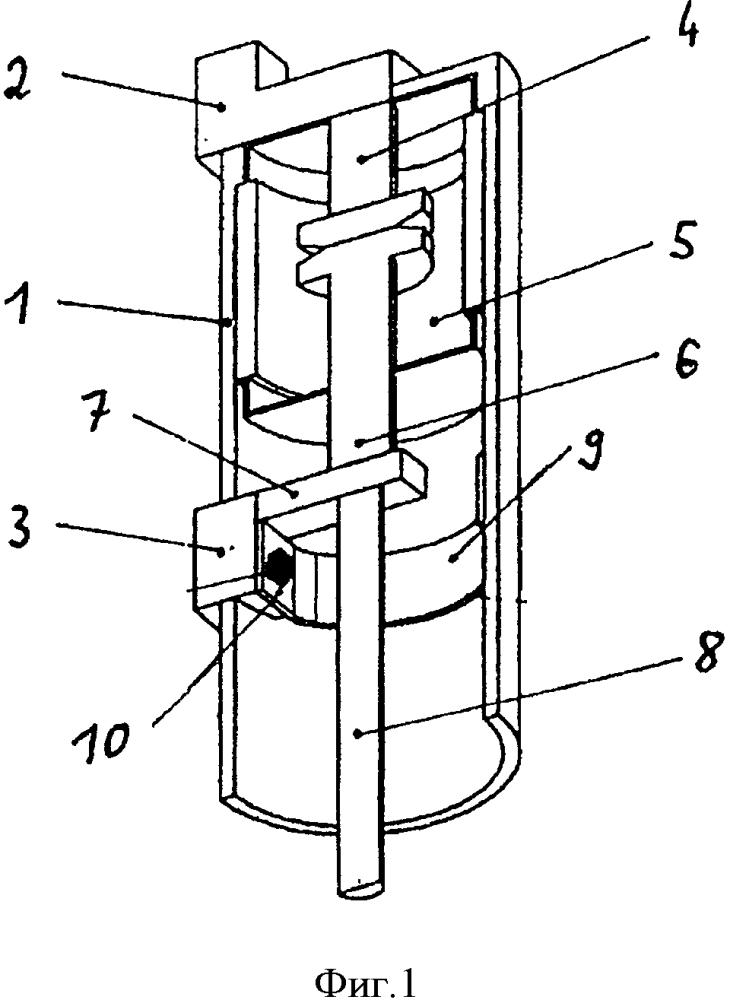 Полюсный элемент выключателя с теплопередающей накладкой