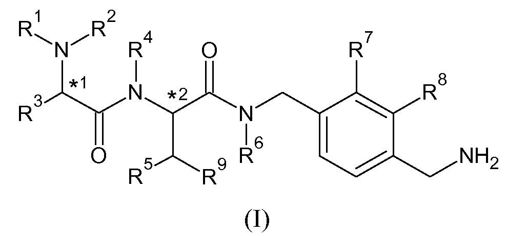 Бензиламиновые производные как ингибиторы калликреина плазмы
