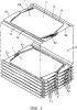 Способ получения пластинчатого теплообменника, прессовой инструмент и система для получения отдельных пластин для пластинчатого теплообменника