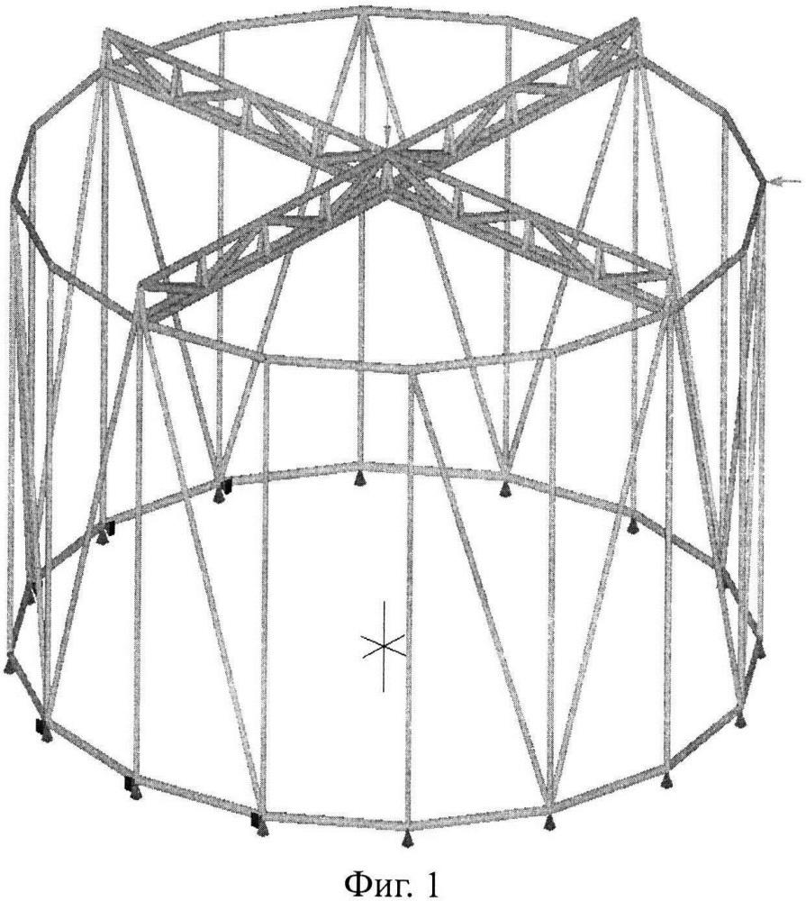 Система визуализации трехмерной круговой закабинной обстановки для тренажеров вооружения, военной и специальной техники (ствкзо колодец-3d)