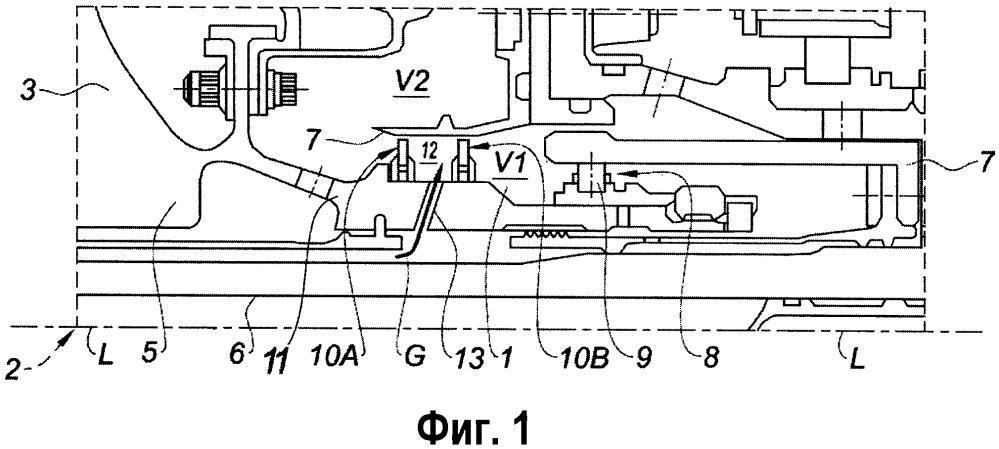 Система для обеспечения герметичности между полостью для масла и прилегающим наружным пространством и турбомашина, оснащенная такой системой герметичности