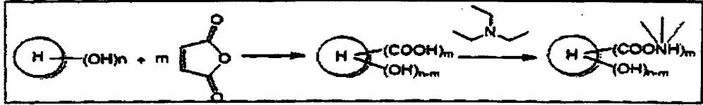 Композиция на основе диспергируемого в воде полимера, способ ее получения и ее применение