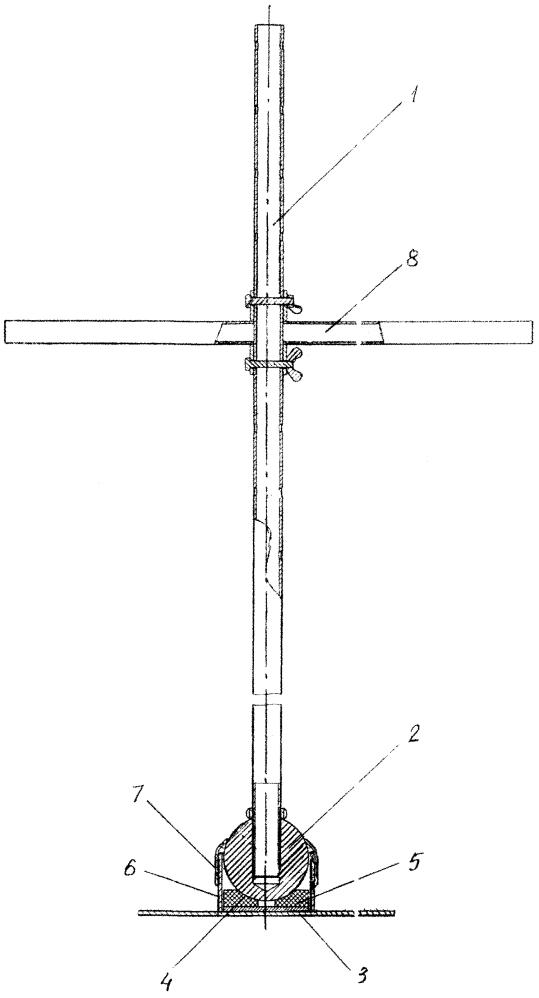 Тренажер вертикальный и способ его эксплуатации