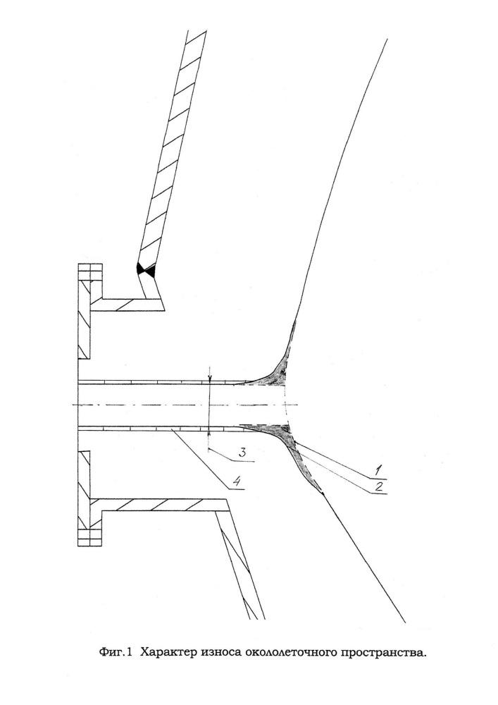 Способ ремонта сталевыпускного отверстия кислородного конвертера