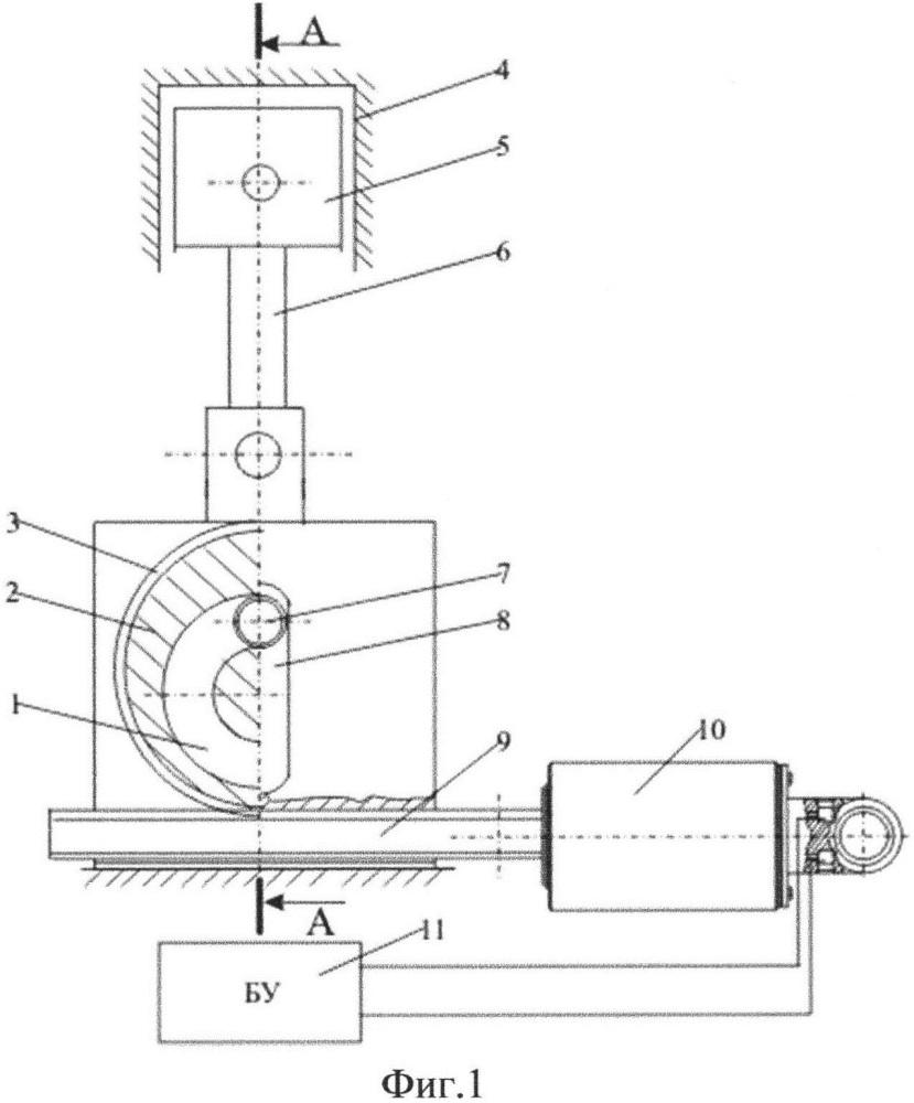 Двигатель внутреннего сгорания с изменяемой степенью сжатия эксцентриковым механизмом