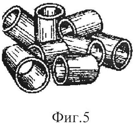 Ороситель градирни (варианты)