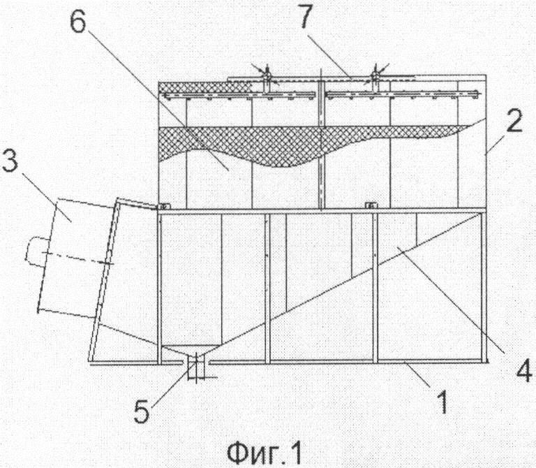 Вентиляторная градирня кочетова