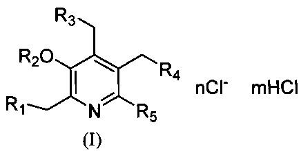 Четвертичные аммониевые соли на основе производных витамина в6