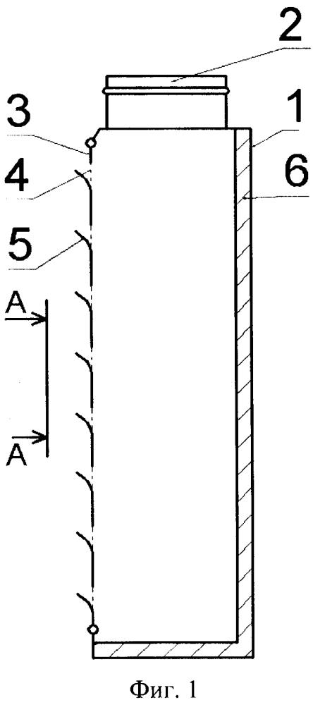 Воздухораспределитель с переменным расходом