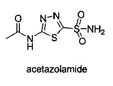 Ароматические производные сульфаниламидов ингибиторы карбоангидразы ii (cа ii), способы их получения и применения