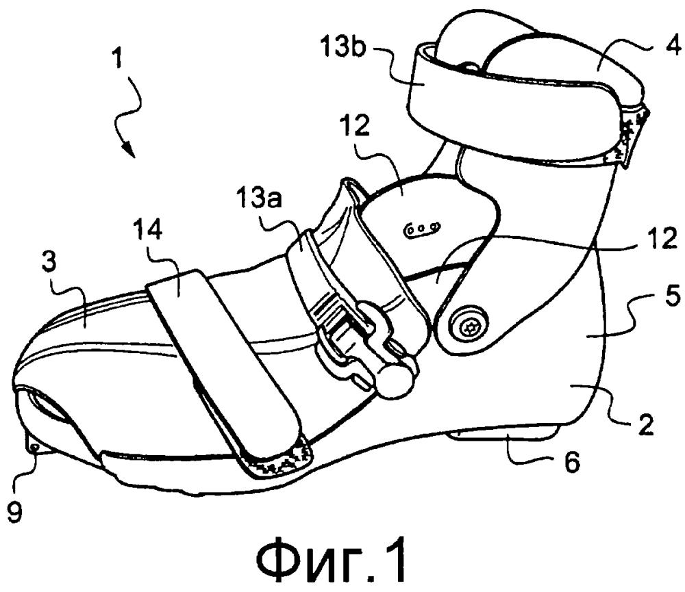 Обувь, предназначенная для занятий зимним спортом или для ходьбы