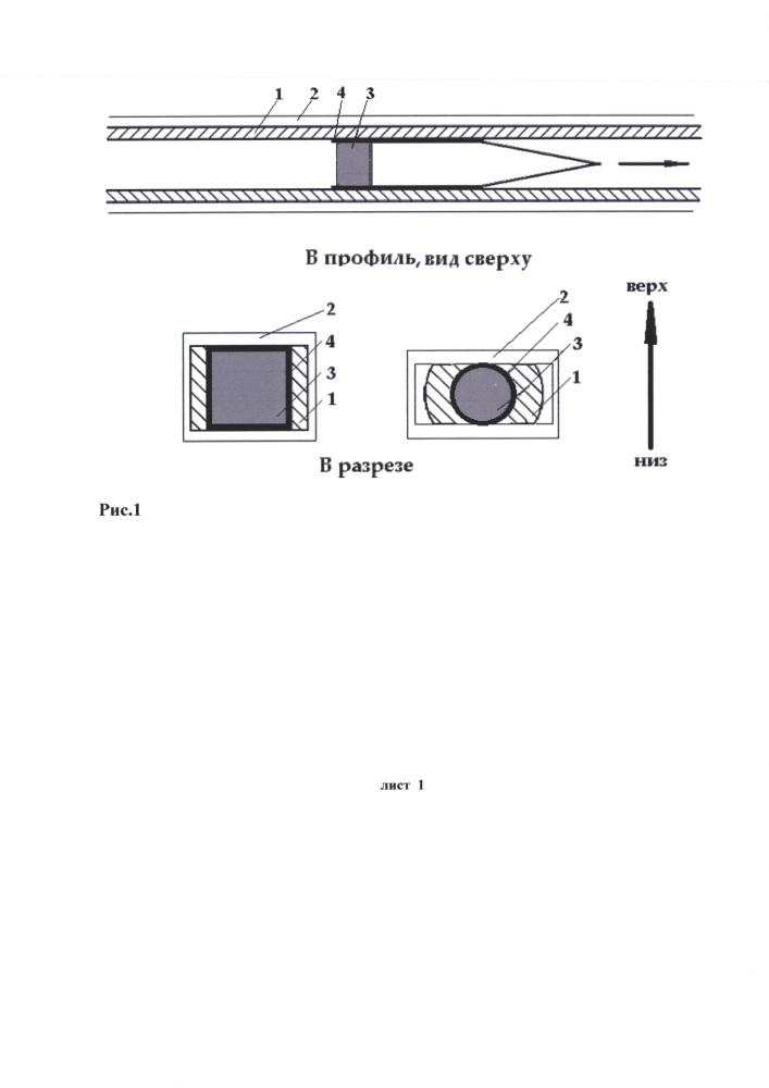 Способ электротермического ускорения твердых тел