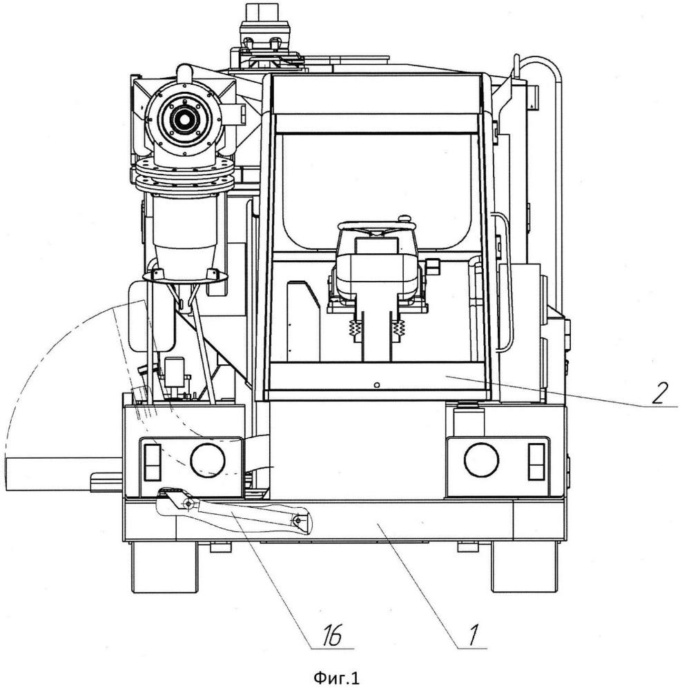 Универсальная машина для транспортировки и загрузки сыпучих материалов в электролизер