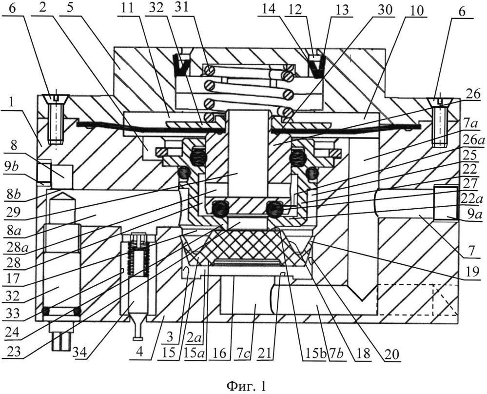 Регулятор давления в пневматических шинах