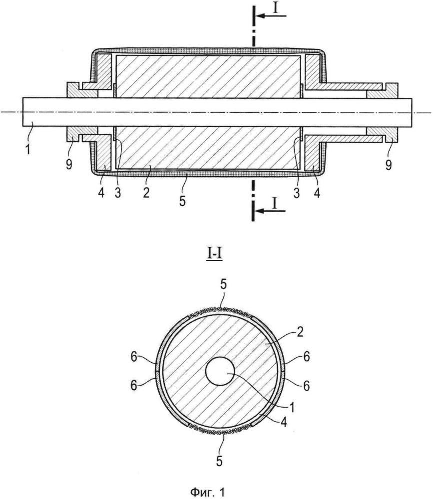 Вращающаяся электрическая машина и способ ее изготовления (варианты)