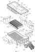 Телекоммуникационная коробка с блоком сплайс-пластин