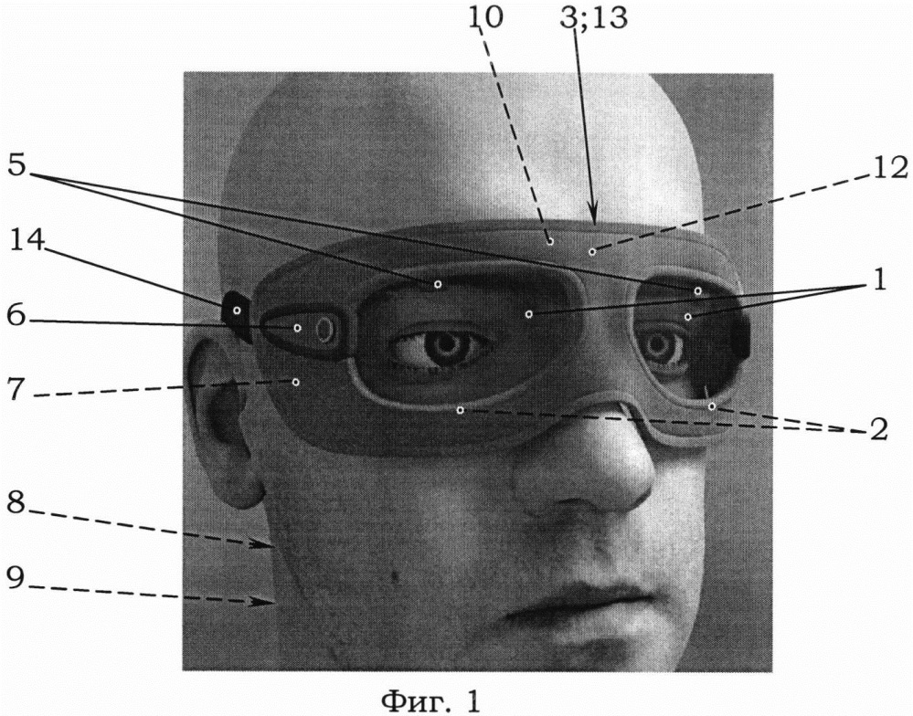 Способ защиты глаз человека от внешних световых воздействий во время сна или бодрствования и устройство для его осуществления