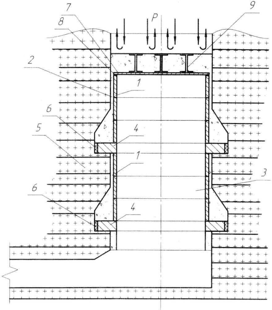 Способ подземной разработки подверженных прорывам или затоплениям месторождений калийных солей