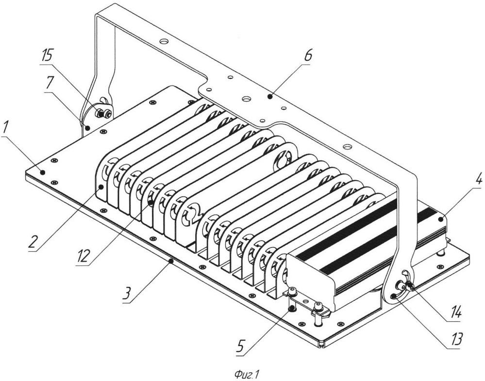 Способ изготовления светодиодного светильника и светодиодный светильник