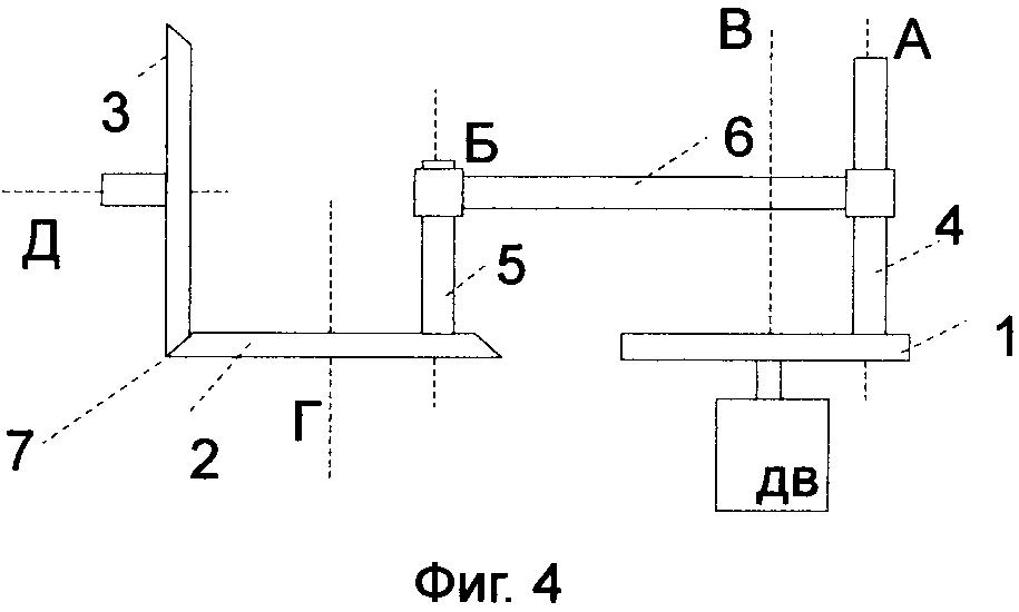 Способ смены направления и блокировки передачи вращательного движения, передаваемого от привода к исполнительному механизму