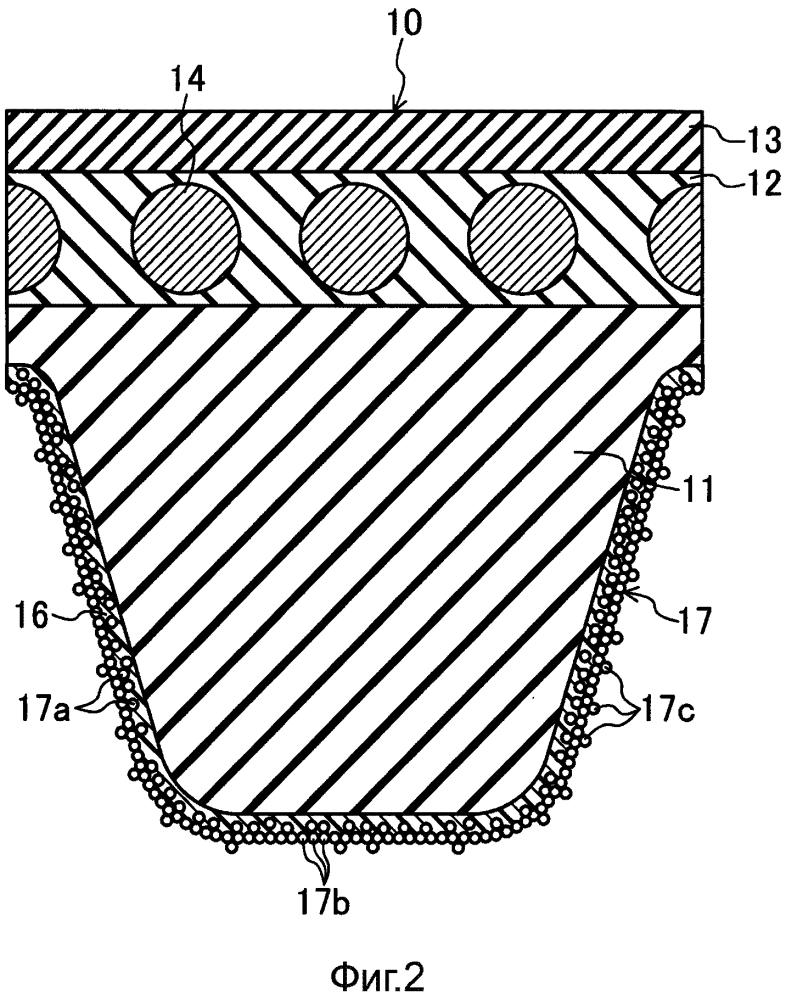 Ремень фрикционной трансмиссии и способ его изготовления, а также система ременной трансмиссии