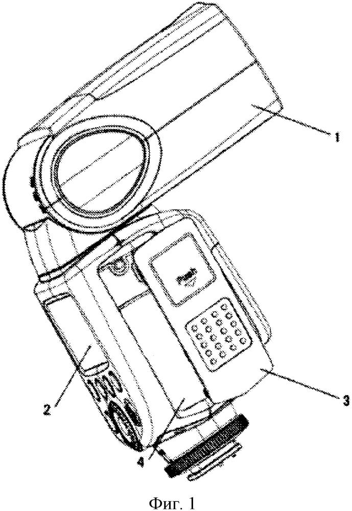 Внешняя лампа-вспышка фотоаппарата