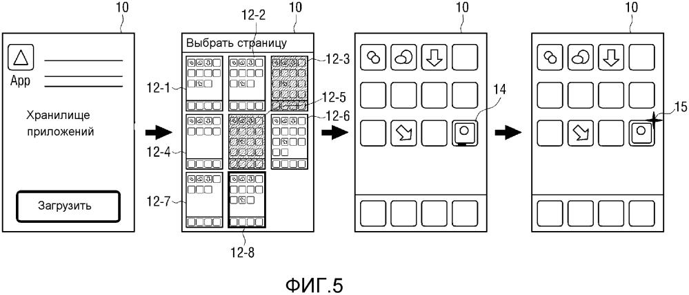 Терминальное устройство и способ для загрузки и установки приложения