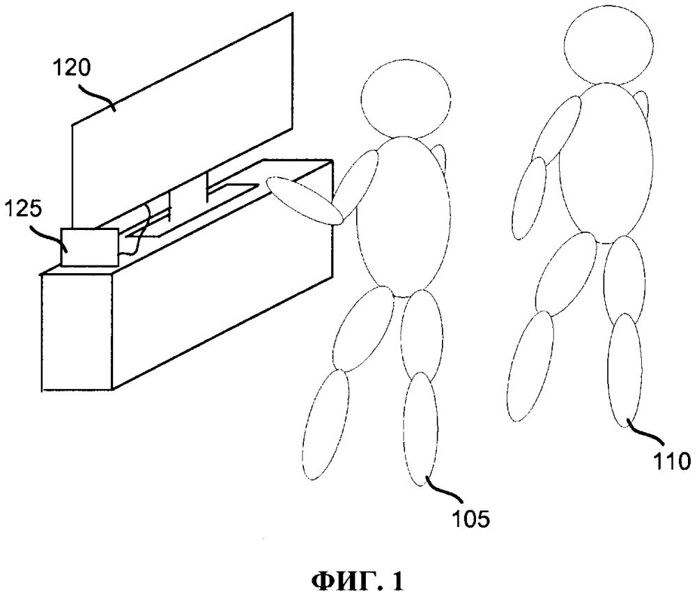 Обработка пользовательской входной информации с отслеживанием глаз