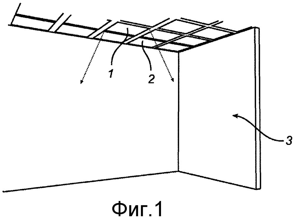 Проводной осветительный модуль с трехмерной топографией