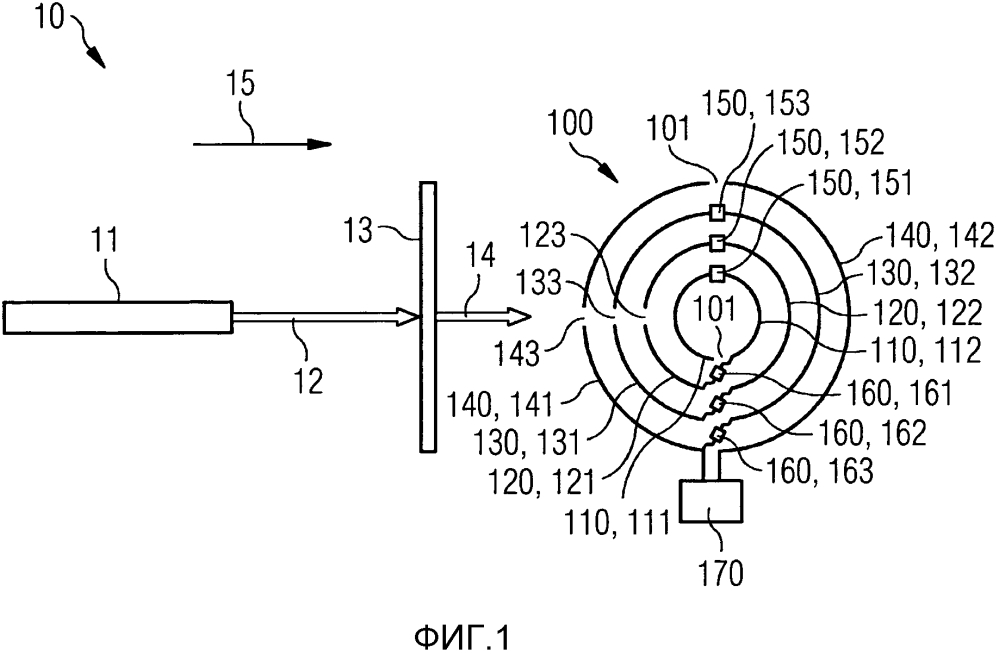 Устройство и способ для сбора электрически заряженных частиц