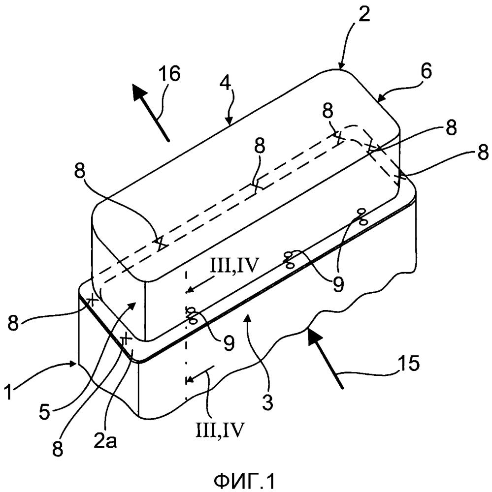 Конструкция клапанной крышки на головке блока цилиндров двигателя внутреннего сгорания