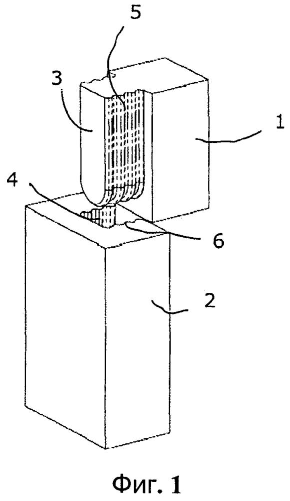 Соединительный узел для мебели
