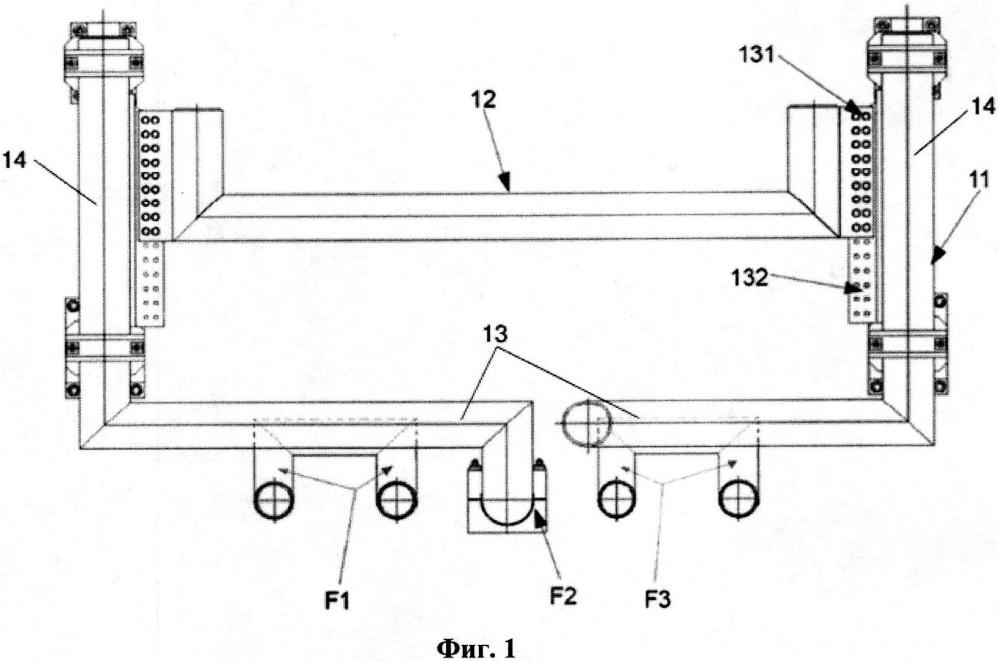 Электрическая цепь для электродуговой печи