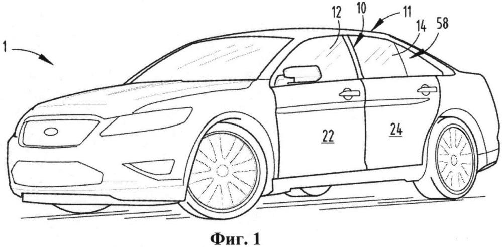 Способ сборки узла автомобильного остекления