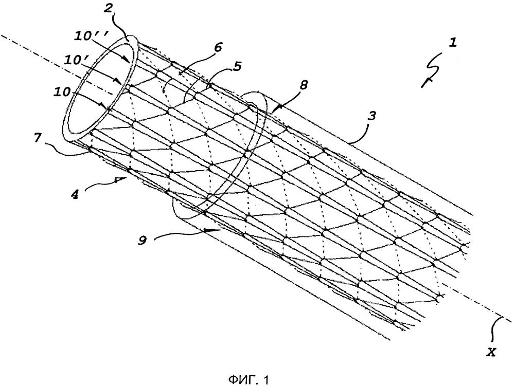Гибкий шланг с армирующей оплеткой и способ его изготовления
