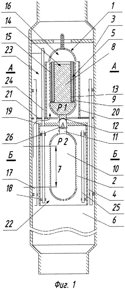 Устройство для пассивной защиты ядерного реактора