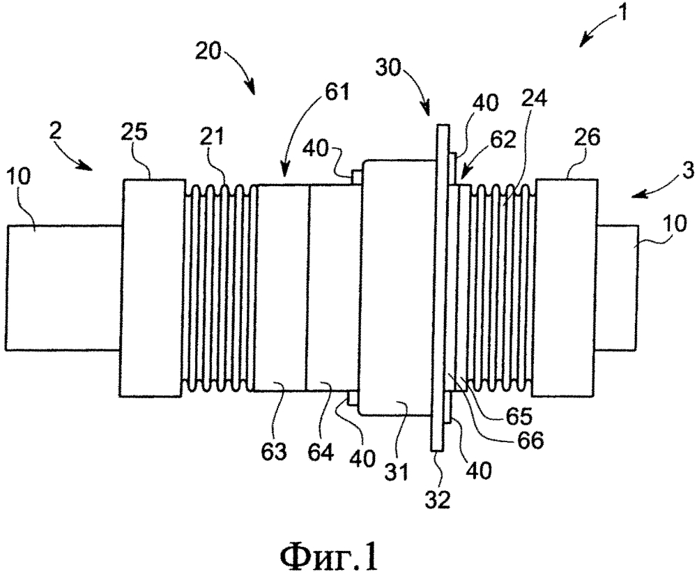 Узел и устройство короностойкой высоковольтной изоляционной втулки