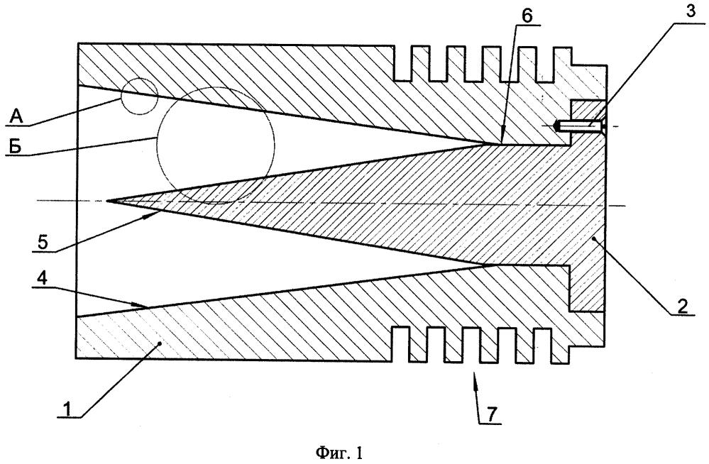 Устройство для поглощения излучения оптического диапазона длин волн