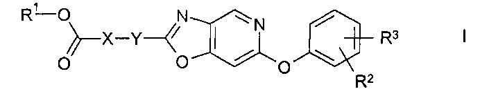 Производные карбоновых кислот с оксазоло[4,5-с]пиридиновым циклом