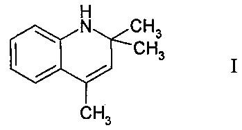 Способ получения 2, 2, 4-триметил-1, 2-дигидрохинолина