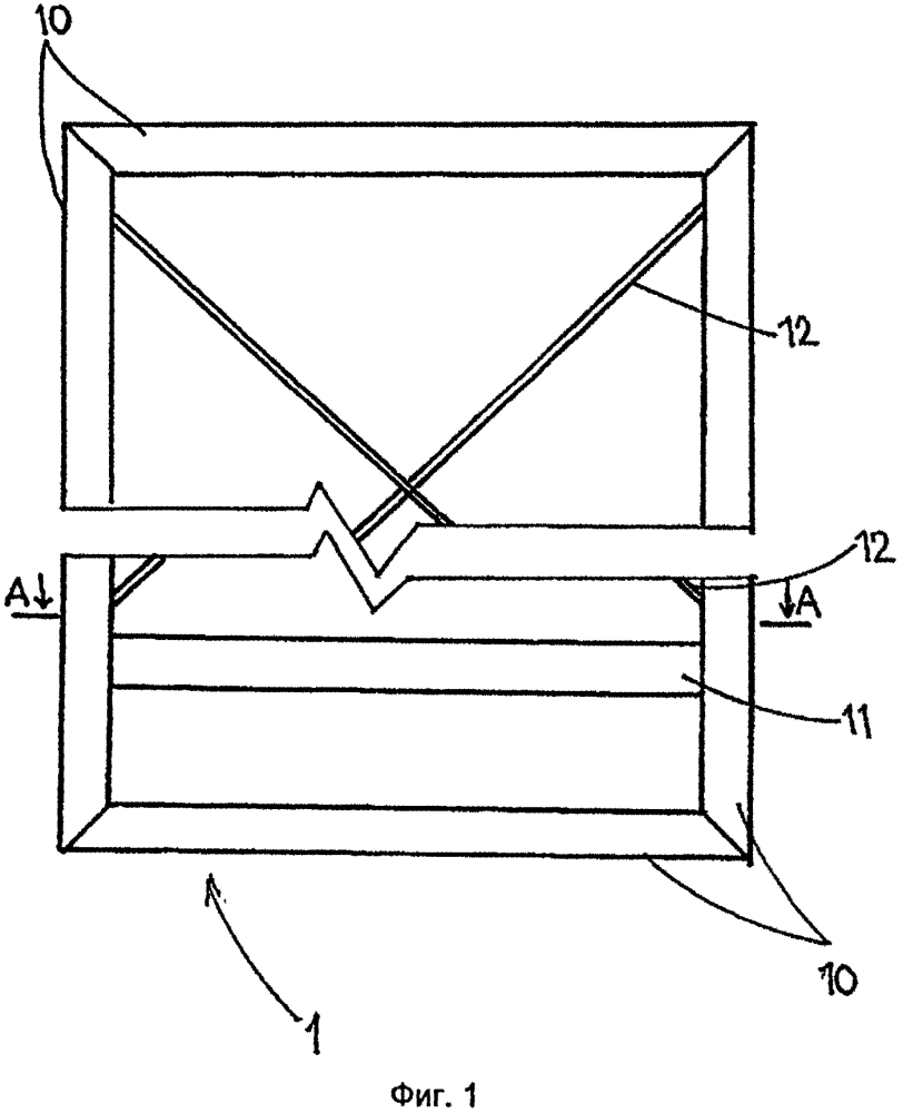 Каркасный блок для модульной конструкции здания и система таких блоков