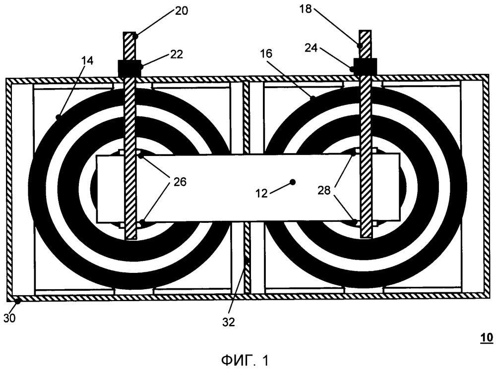 Трансформатор для установки под полом