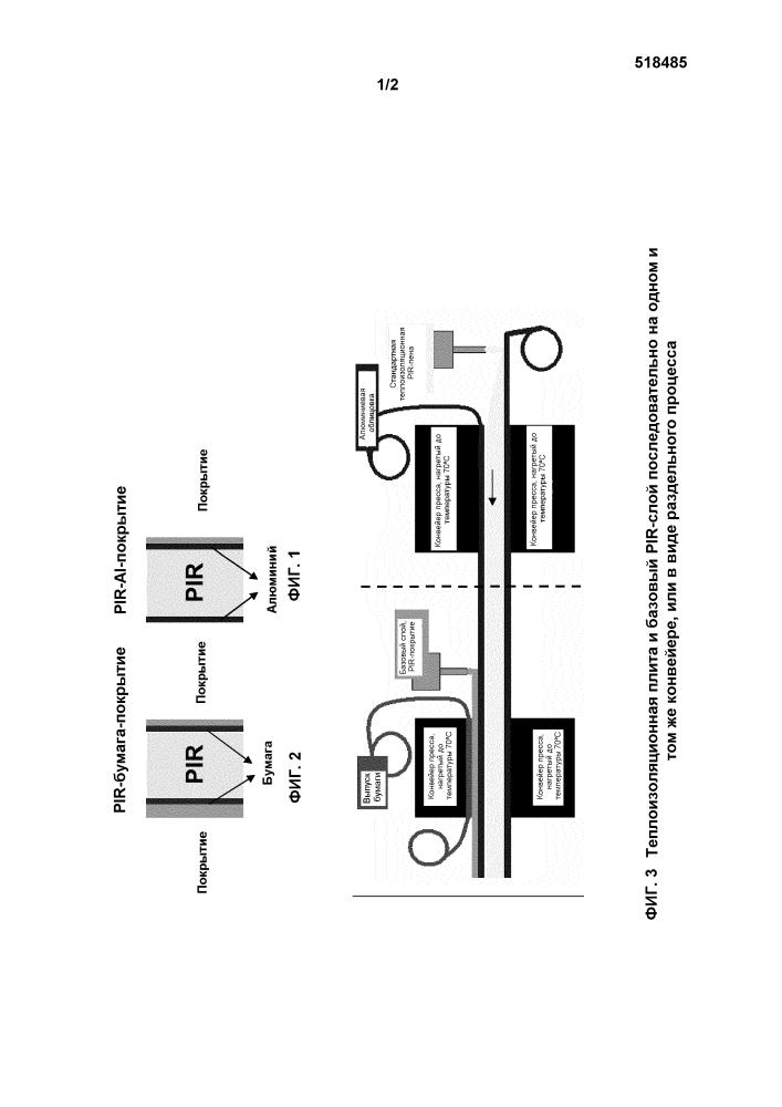 Теплоизоляционная плита