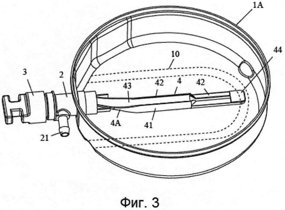 Бытовой прибор, содержащий резервуар для кипячения воды и сборник накипи