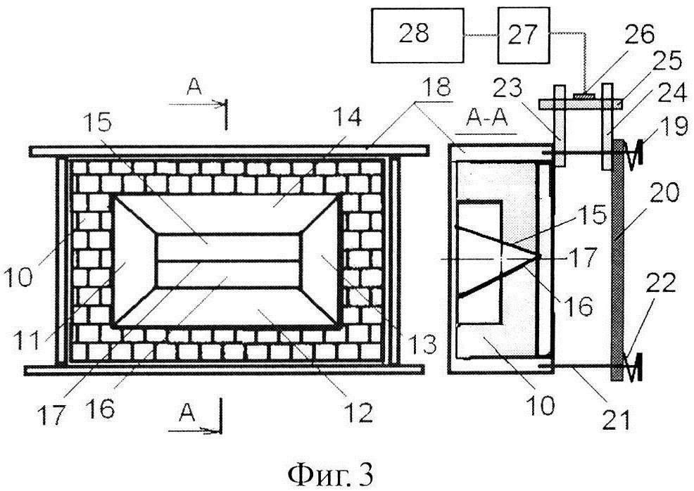 Устройство кочетова взрывозащиты производственных зданий