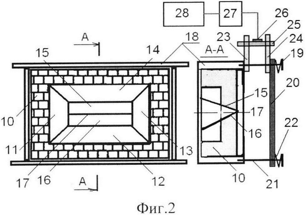 Предохранительная конструкция кочетова для ограждения зданий на случай возникновения чрезвычайной ситуации